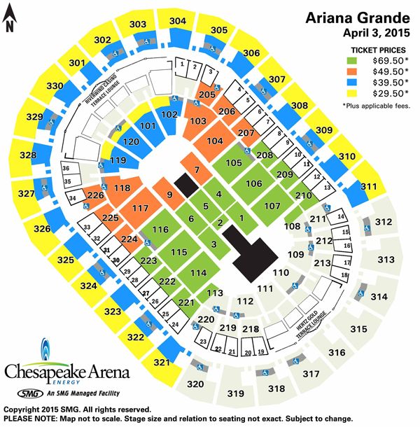 chesapeake energy arena seating map with Seating Charts on Infinite Energy Center Seating Chart With Seat Numbers further Overview together with Moda Center Map further Seasontickets additionally BmF0aW9ud2lkZS1hcmVuYS1zZWF0aW5nLWNoYXJ0LXJvd3M.